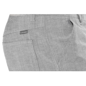Icebreaker Perpetual - Pantalones de Trekking Hombre - gris